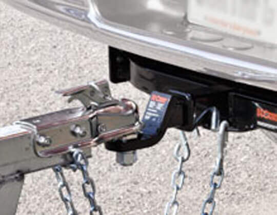 Curt Fifth Wheel Hitch >> Trailer Hitch Installation Fontana, CA | Riverside, San